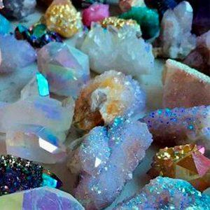 cristales y piedras para la buena suerte en chicago