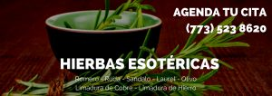 hierbas para la buena suerte - tienda esoterica