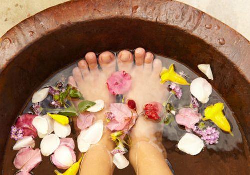ritual baño de florecimiento
