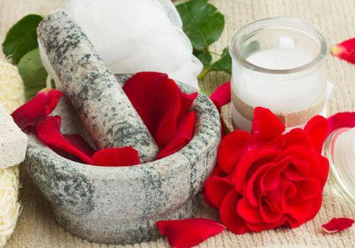 ritual de baño de florecimiento