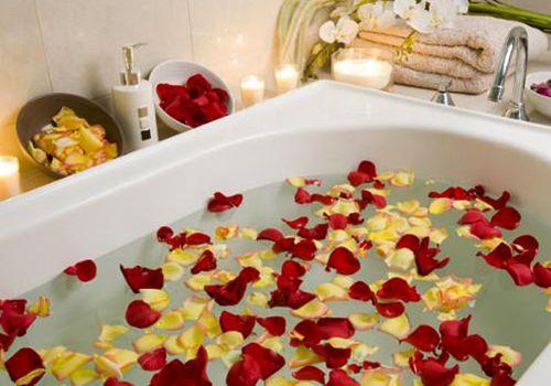 ritual para baño de florecimiento