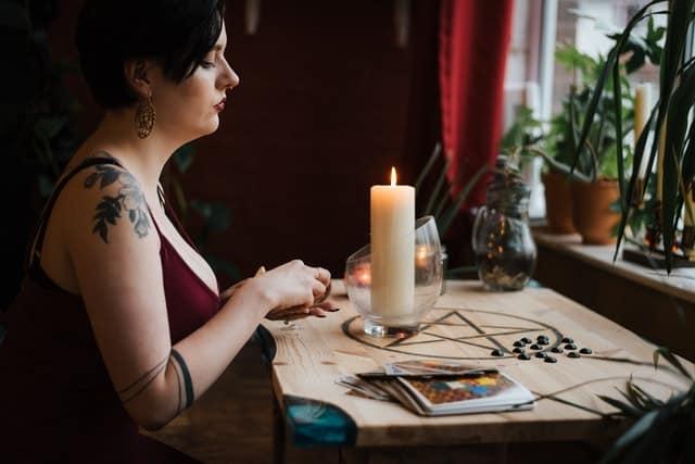 Pasos para prepararse para un ritual con éxito sin miedo