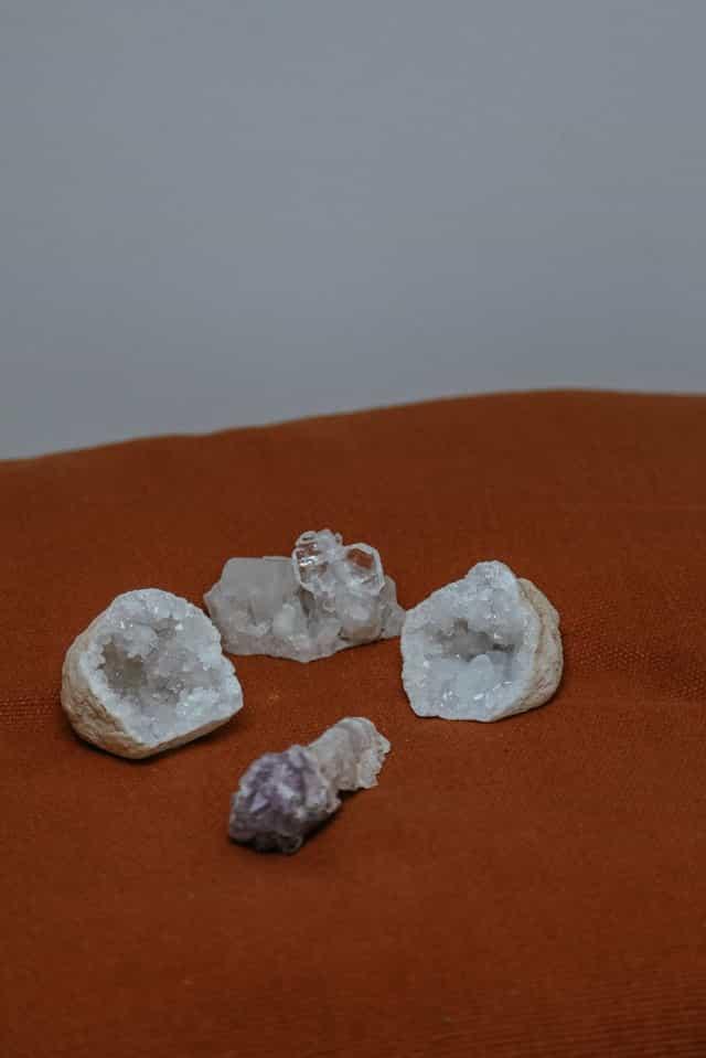 Consejos sobre cómo limpiar tu aura piedras