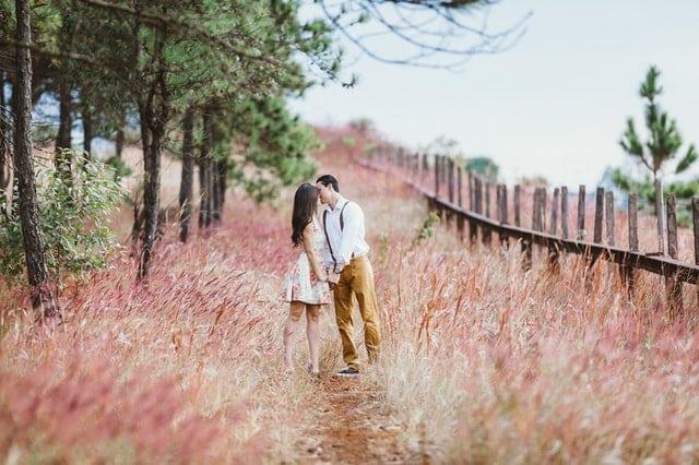 Cómo atraer el amor en otoño